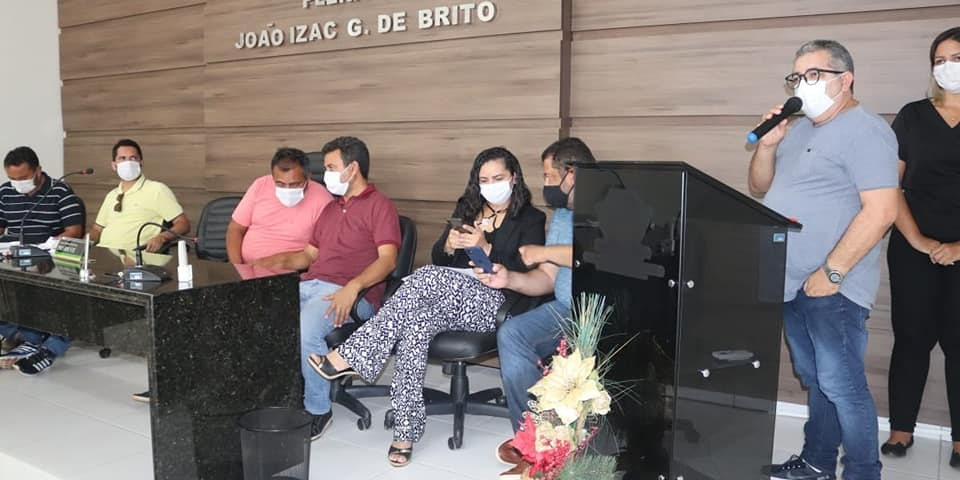 SAÚDE MUNICIPAL APRESENTA INFORME TÉCNICO DA CAMPANHA DE VACINAÇÃO CONTRA COVID-19